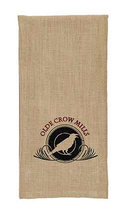 Olde Crow Mills Dishtowel