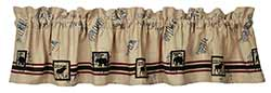 Timber Trail Valance