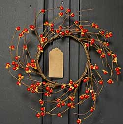 Country Bittersweet 12 inch Wreath