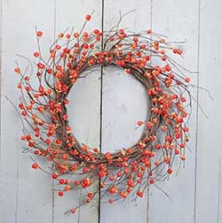 Bittersweet & Podka Twiggy Wreath
