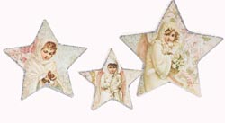 Star Shaped Angel Box