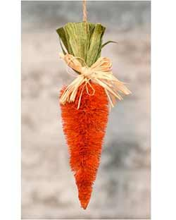 Bottlebrush Carrot (8 inch)