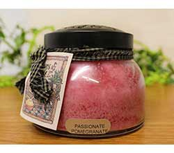 Passionate Pomegranate Keepers of the Light Jar Candle - Mama