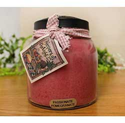 Passionate Pomegranate Keepers of the Light Jar Candle - Papa
