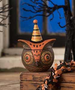 Spooky Owlfonzo