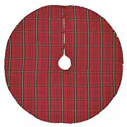 Jasper Woven Mini 21 inch Tree Skirt