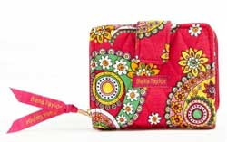Jazzberry Small Wallet