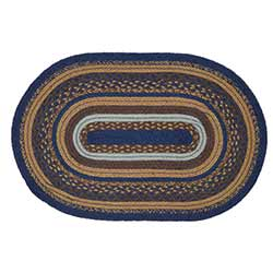 Jenson Braided Rug, Oval (20 x 30 inch)