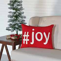 Joy Pillow (14x18)