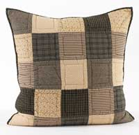 Kettle Grove Euro Sham - Quilted