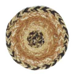 Kettle Grove Jute Coaster