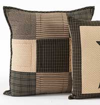 Kettle Grove Pillow - Quilted
