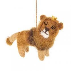 King Leo the Lion Ornament