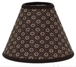 Kingston Jacquard Lamp Shade (Multiple Size Options)