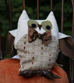 Large Husk Owl