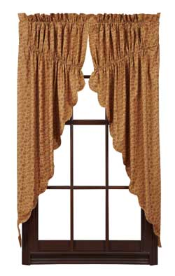 Lewiston Prairie Curtain (63 inch)