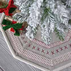 Liv Mini 21 inch Tree Skirt