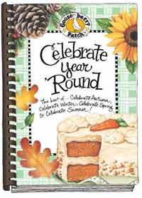 Celebrate Year Round Cookbook