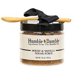 Honey & Vanilla Sugar Scrub