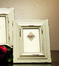 Cream Photo Frame (4 x 6 photo)