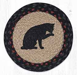 Cat 10 inch Tablemat