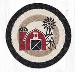 MSPR-313 Windmill 10 inch Tablemat