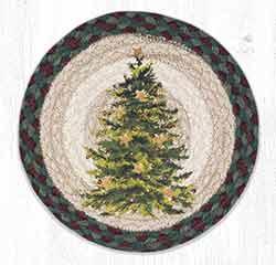 MSPR-508 Christmas Joy Tree 10 inch Tablemat