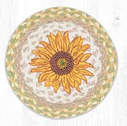 MSPR-529 Sunflower 10 inch Tablemat