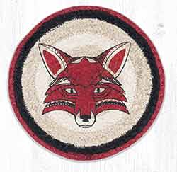 Fox Totem 10 inch Tablemat