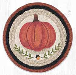 MSPR-601 Pumpkin Perfect 10 inch Tablemat