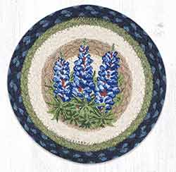 MSPR-62 Bluebonnets 10 inch Tablemat