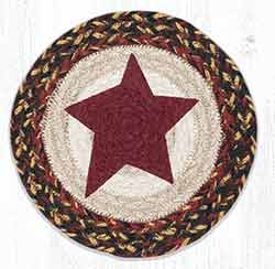 MSPR-9-90 Primitive Star 10 inch Tablemat