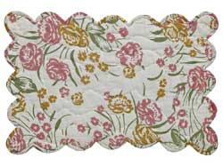Madeline Quilted Placemats (Set of 2)