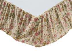 Madeline Bed Skirts (Multiple Size Options)