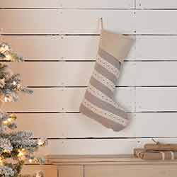 Margot Grey 20 inch Stocking