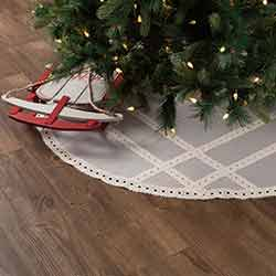Margot Grey 48 inch Tree Skirt