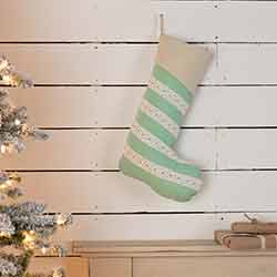 Margot Mint 20 inch Stocking