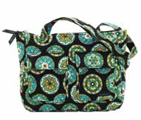 Medallion Everyday Quilted Handbag