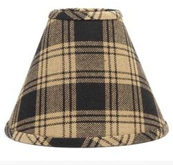 Millbrook Black Lamp Shade (Multiple Size Options)