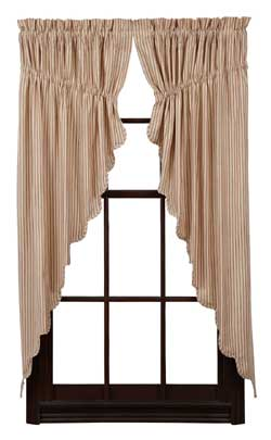 Millie Prairie Curtain (63 inch)