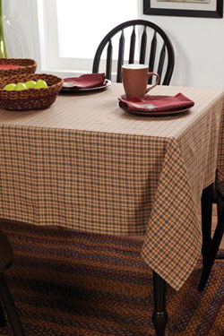 Millsboro Tablecloth, 60 x 80 inch