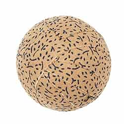 Millsboro 1.5 inch Fabric Ball (Set of 6)