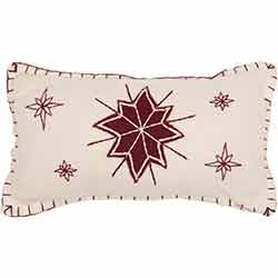 North Star Pillow (7x13)