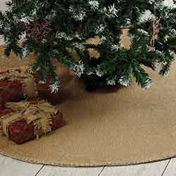Nowell Natural 48 inch Tree Skirt