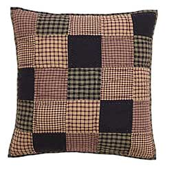 Plum Creek Quilted Euro Sham