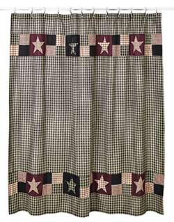 Plum Creek Shower Curtain