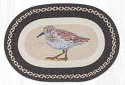 OP-599 Sandpiper 20 x 30 inch Braided Rug