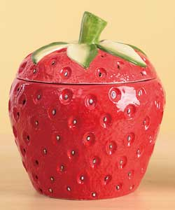 Strawberry Canister - Small