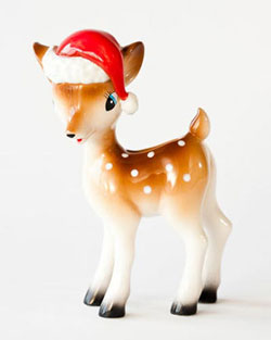Deer Candy Jar