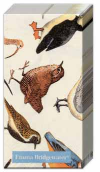 British Birds Pocket Tissues